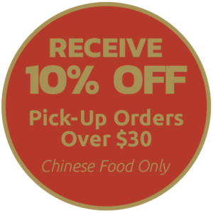 Chinese Food Specials