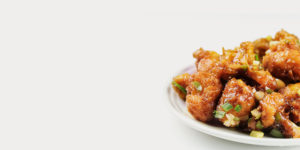General Chicken, Chinese Food